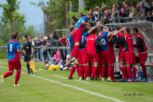 Impressionen vom Spiel gegen La Chaux-de-Fonds