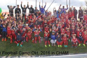 Raiffeisen Football Camp 2017